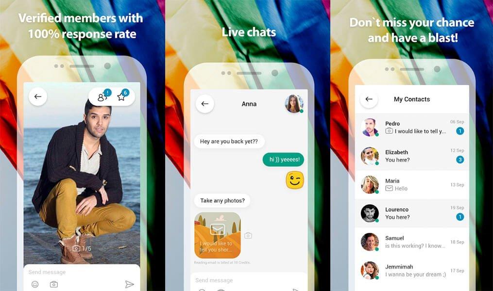 أفضل 5 تطبيقات مجانية للتعارف مع فتيات أجنبيات 2018